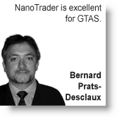 GTAS trading strategy.